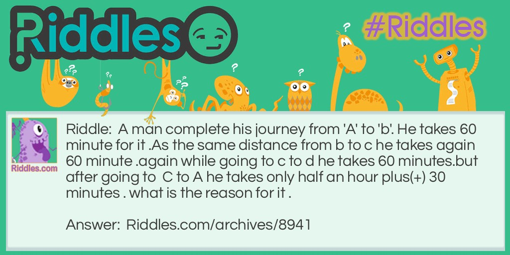 Top 100 Good Riddles - Riddles com