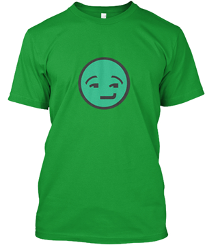 Picture of the Riddles Happy Face T-Shirt