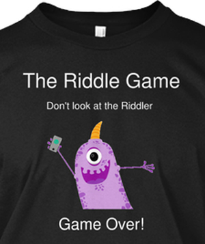 Riddle Game T-Shirt