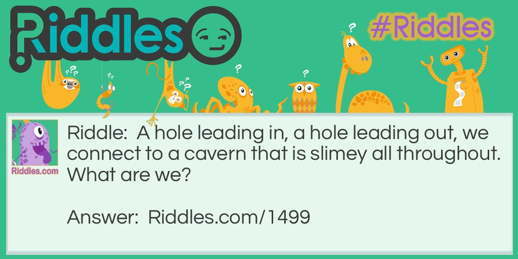 A Hole.. Riddle Meme.