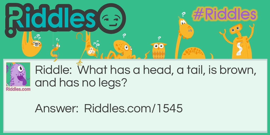 Heads or Tails Riddle Meme.