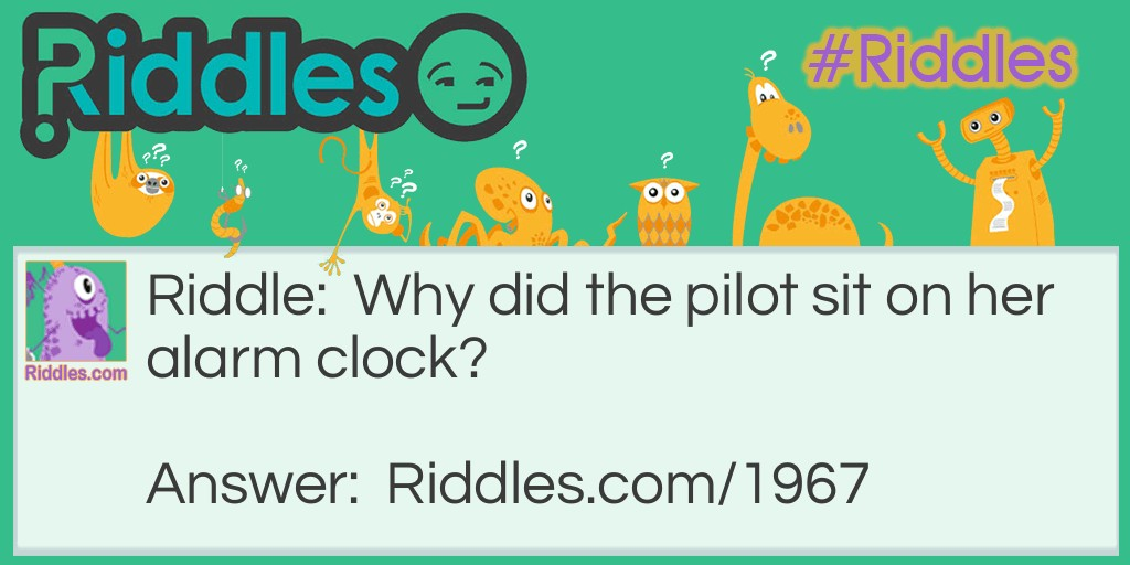 Tick-Tock Riddle Meme.