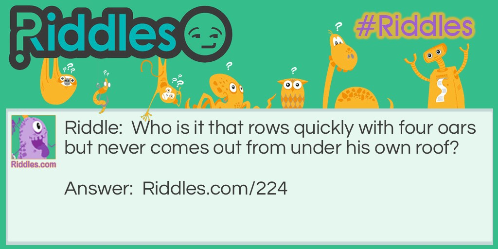 Shy Little Guy Riddle Meme.
