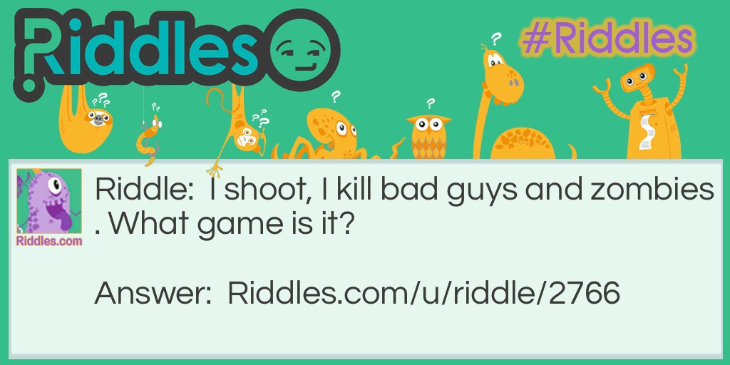 What game is it called  Riddle Meme.